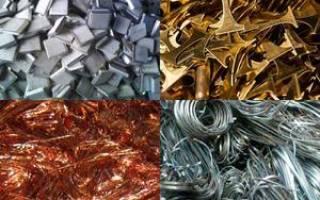 Для чего используются цветные металлы