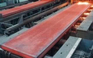 Что такое прокатка металла