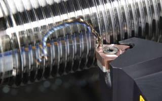 Как нарезать резьбу плашкой на токарном станке