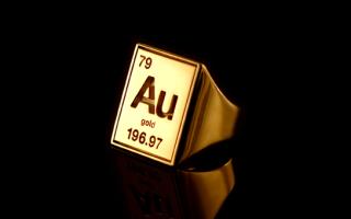 Какая плотность у золота