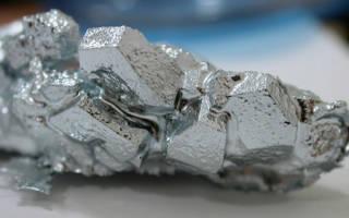 Какой металл плавится при комнатной температуре