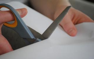 Как правильно точить ножницы бруском