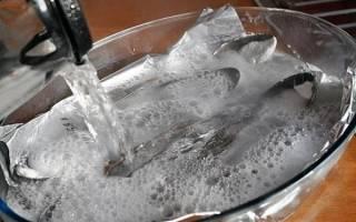 При какой температуре плавится серебро