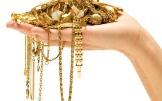 Области и способы применения золота