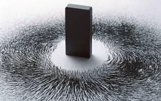 Как получается магнит