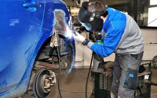 Как варить полуавтоматом автомобиль