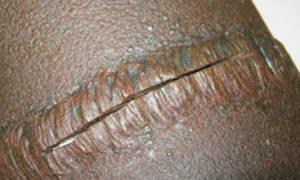 Что такое Подрезы сварного шва