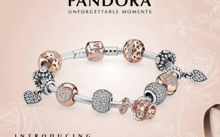 Что за металл Pandora Rose