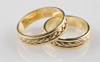Причины потемнения золота и правила ухода за ним