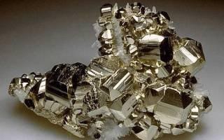 Свойства, особенности и отличия золота и пирита