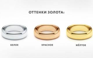 Разновидности и правила выбора золота