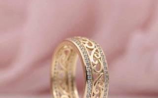 Особенности и применение розового золота пробы 585