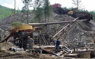 Виды и особенности применения машин для добычи золота