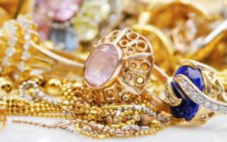 Как очистить золото от негатива
