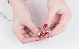 Как чистить серебро солью