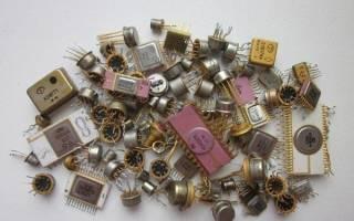 Как самостоятельно извлечь и реализовать золото из радиодеталей?