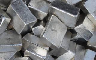 Какие тугоплавкие металлы