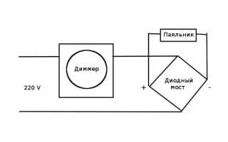 Как подключить паяльник от паяльной станции