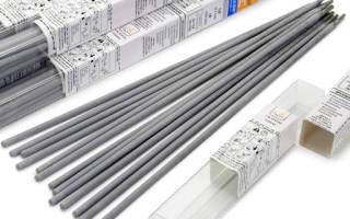 Какие бывают электроды по толщине