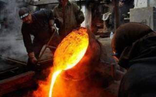 Как из чугуна получают сталь