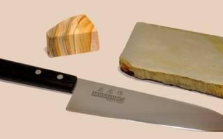 Как правильно точить нож на апексе