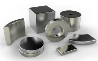 Неодимовые магниты что это и для чего