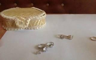 Как долго держится позолота на серебре и как ее снять?