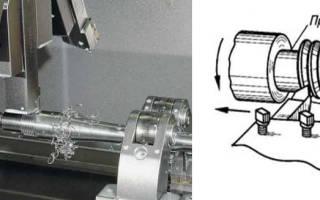 Как правильно нарезать резьбу на токарном станке