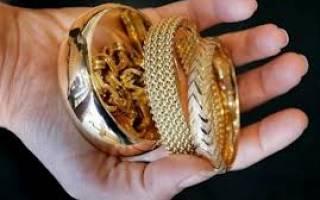 Свойства и особенности металлов схожих с золотом