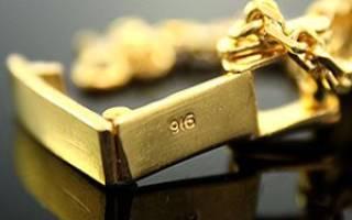 Особенности и применение золота 916 пробы